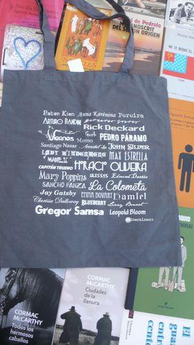 BOSSA LITERALMENT MODEL PERSONATGES I TIPOS GRIS