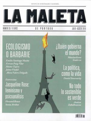 LA MALETA DE PORTBOU 36 JULIOL - AGOST 2019