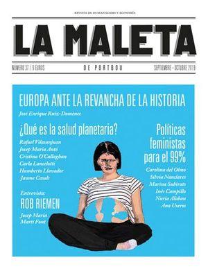 LA MALETA DE PORTBOU 37 SEPTIEMBRE - OCTUBRE 2019