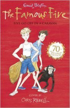 FIVE GO OFF IN CARAVAN