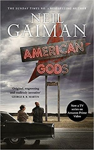 AMERICAN GODS (ANGLÈS)