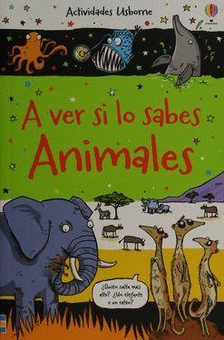 ANIMALES TARJETAS