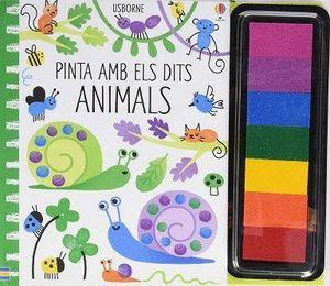 PINTA AMB ELS DITS: ANIMALS