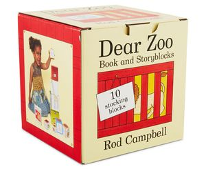 DEAR ZOO + STORYBLOCKS