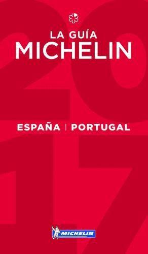 LA GUÍA MICHELIN ESPAÑA Y PORTUGAL 2017