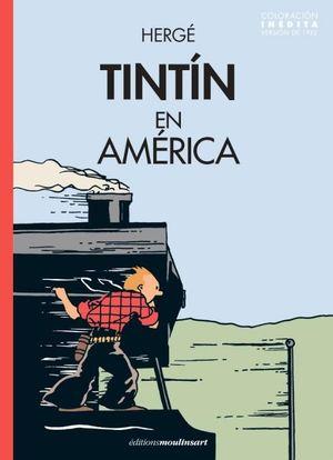 TINTÍN EN AMÉRICA