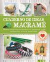 MACRAME. CUADERNO DE IDEAS