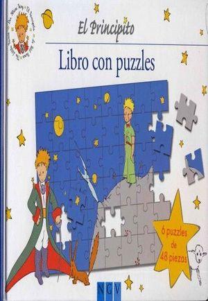 EL PRINCIPITO LIBRO CON PUZZLES
