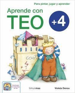 APRENDE CON TEO +4
