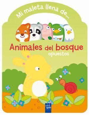 ANIMALES DEL BOSQUE. MALETA