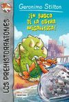 ¡EN BUSCA DE LA OSTRA MEGALÍTICA!