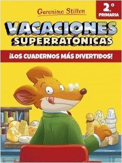 VACACIONES SUPERRATÓNICAS 2º DE PRIMARIA