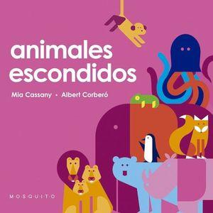 ANIMALES ESCONDIDOS
