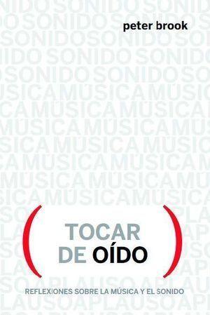 TOCAR DE OÍDO