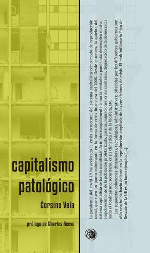 CAPITALISMO PATOLÓGICO