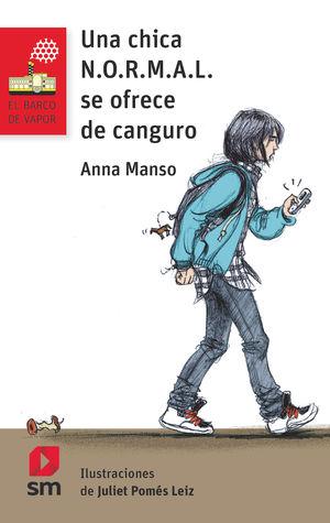 UNA CHICA N.O.R.M.A.L SE OFRECE DE CANGURO