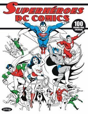 SUPERHÉROES DC COMICS