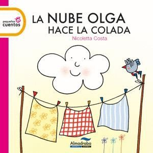 LA NUBE OLGA HACE LA COLADA