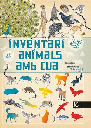 INVENTARI IL·LUSTRAT DELS ANIMALS AMB CUA