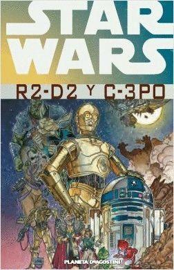 STAR WARS R2-D2 Y C-3PO