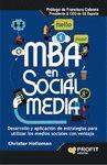 MBA EN SOCIAL MEDIA