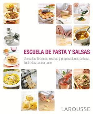 ESCUELA DE PASTA Y SALSAS