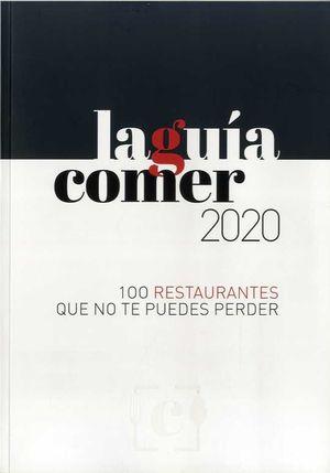 LA GUÍA COMER 2020