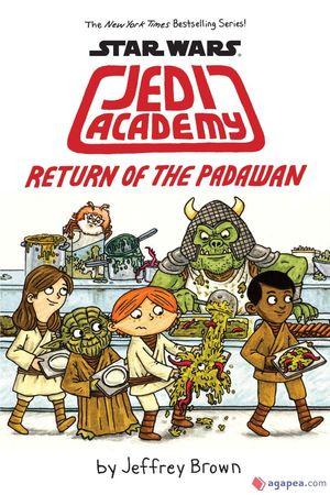 STAR WARS ACADEMIA JEDI 2 EL RETORNO DE PADAWAN