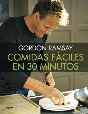 COMIDAS FÁCILES EN 30 MINUTOS