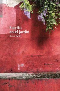 ESCRITO EN EL JARDÍN