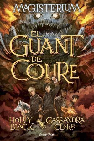 MAGISTERIUM 2 EL GUANT DE COURE