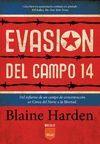EVASIÓN DEL CAMPO 14