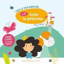 CREA LA TEVA AVENTURA AMB ARLET LA PRINCESA