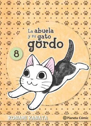 LA ABUELA Y SU GATO GORDO 8