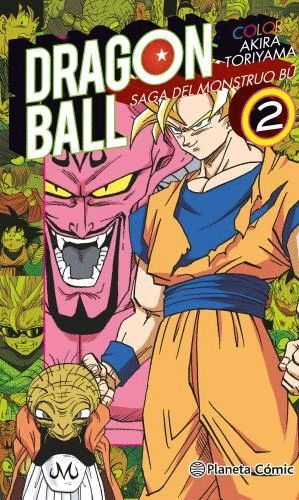 DRAGON BALL BUU 2