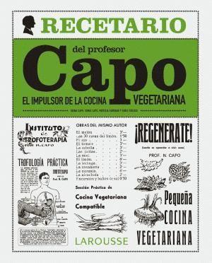 EL RECETARIO DEL PROFESOR CAPO
