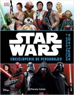 STAR WARS ENCICLOPEDIA DE PERSONAJES