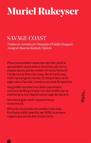 SAVAGE COAST (CATALÀ)