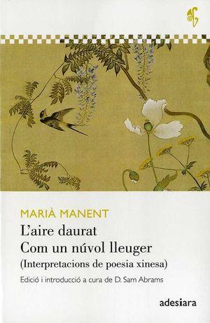 L'AIRE DAURAT; COM UN NÚVOL LLEUGER