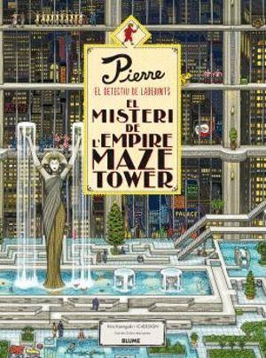 EL MISTERI DE L'EMPIRE MAZE TOWER