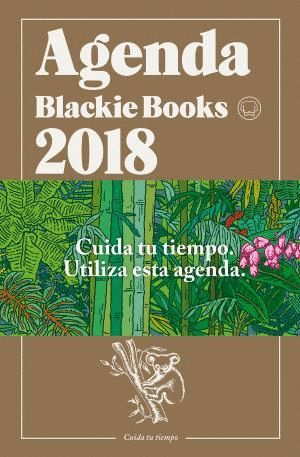 AGENDA BLACKIE BOOKS 2018