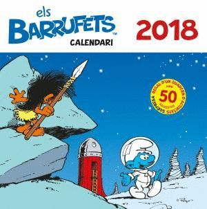 CALENDARI BARRUFETS 2018