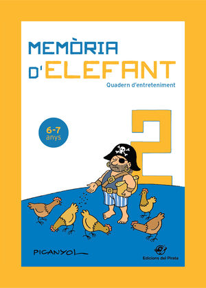MEMÒRIA D'ELEFANT 2 QUADERN D'ENTRETENIMENT