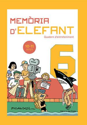 MEMÒRIA D'ELEFANT 6 QUADERN D'ENTRETENIMENT
