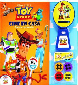TOY STORY: CINE EN CASA