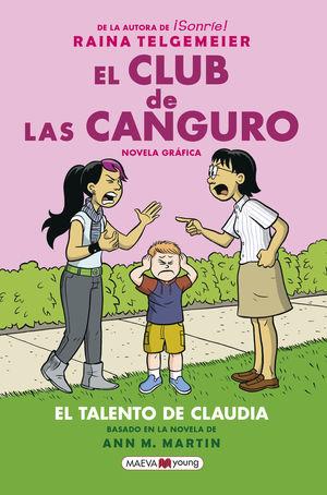 EL CLUB DE LAS CANGURO 4 EL TALENTO DE CLAUDIA