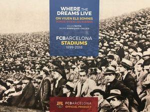 FCB STADIUMS 1899-2019