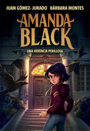 AMANDA BLACK 1 UNA HERÈNCIA PERILLOSA
