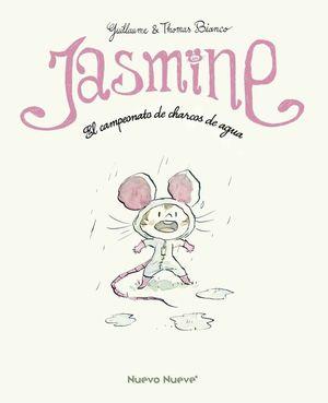 JASMINE 1 EL CAMPEONATO DE CHARCOS DE AGUA