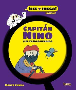 CAPITÁN NINO Y EL TESORO PERDIDO